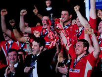 Wales win Six Nations.