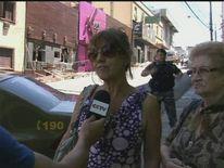 Woman speaks about club fire