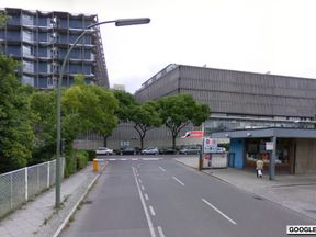 Benjamin Franklin campus of the Charite university hospital, Steglitz, Berlin