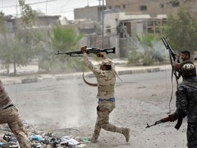 France is increasing military support for Iraqi troops battling Islamic State extremists