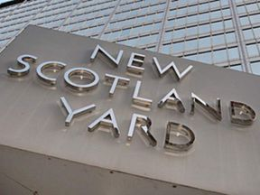 New Scotland Yard, Metropolitan Police HQ