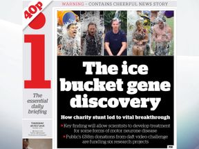 The i tells how a charity stunt led to a vital breakthrough in the quest to cure ALS