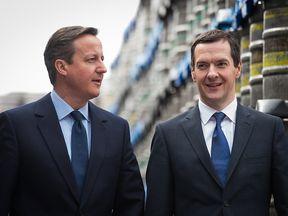 David Cameron's hairdresser was awarded an MBE, George Osborne's 'mod-Caesar' style