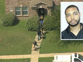 Micah Johnson's home is searched by police