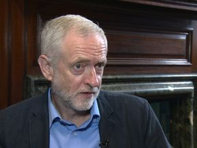 Jeremy Corbyn has said claims his leadership may cause a split are 'nonsense'