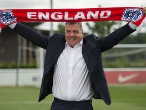 Sam Allardyce, 61 anni, è il nuovo ct dell'Inghilterra (foto Getty)