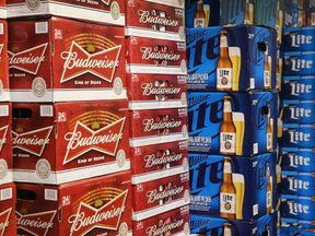 Anheuser-Busch InBev Eyes Potential Purchase Of Rival SABMiller