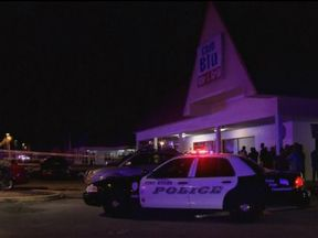 Police have detained three people in connection with the shooting at Club Blu