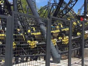alton towers smiler rollercoaster accident