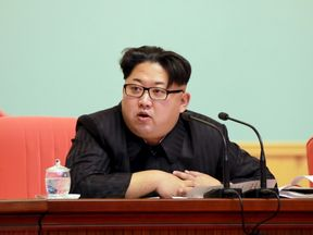 The US says Kim Jong-Un is inflicting hardship on millions of North Koreans