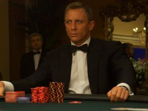 Daniel Craig in 'Casino Royale'.