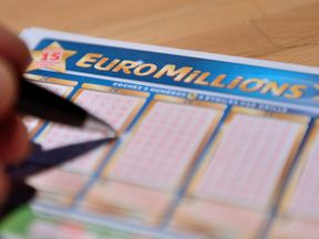 A UK ticketholder has won EuroMillions