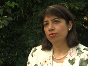 Labour's Seema Malhotra