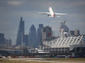 London City Airport has long argued for expansion but faced local opposition