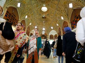 Many Iranians are still keen for more contact with the rest of the world