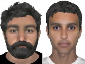 E-fit images released of RAF Marham attempted abduction
