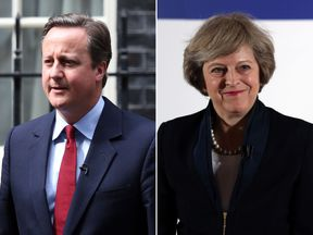 David Cameron's six-year stint as Prime Minister is coming to an end, with Theresa May selecting her top team