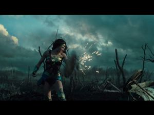 Wonder Woman: First Glimpse Of Blockbuster