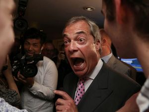 I'm A Celebrity? 'No Way', Says Farage