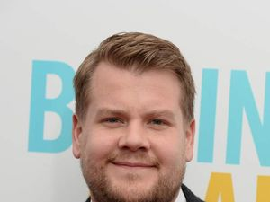 James Corden to voice Peter Rabbit in new big-screen adaptation
