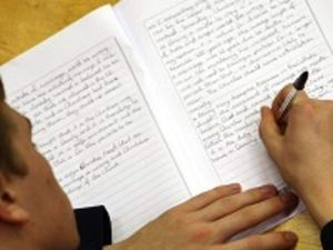 GCSE Results Show Sharp Fall In Grades
