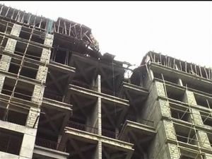 At Least Nine Dead In India Building Collapse