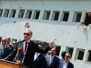 Erdogan Tells West: 'Mind Your Own Business'