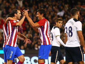 Spurs Tour Ends In Defeat By Atletico Madrid
