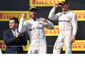 I Owned Hungary, Says GP Winner Hamilton
