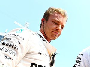 Nico Admits Disappointment As He Dips To No 2