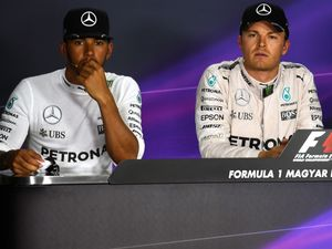 Rosberg Keeps Pole Position After Q3 Probe