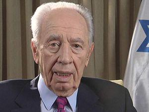 Former Israel president Shimon Peres dies aged 93