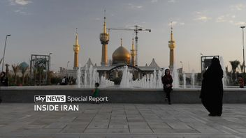 Inside Iran, Special Report branded image