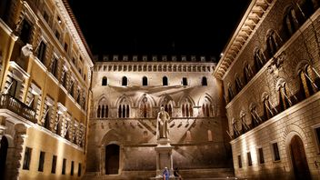 Monte dei Paschi is the oldest still functioning bank in the world