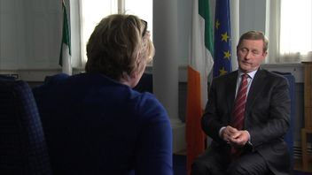 """Enda Kenny says he wants a """"special role"""" for Ireland in Brexit negotiations"""