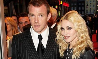 Madonna, Guy Ritchie settle child custody battle over son Rocco