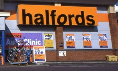 Poor cycling sales impact Halfords first quarter results