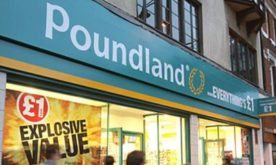 Steinhoff buys Poundland for £597m