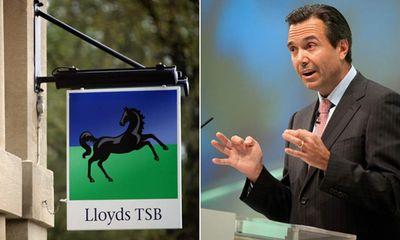 Lloyds Boss: My Regret Over Affair Claims