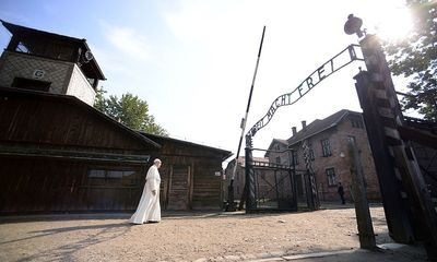 Pope Prays At Auschwitz-Birkenau Death Camp