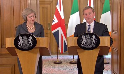 PM: Brexit Will Not Undermine Peace Process