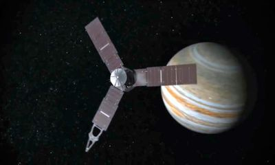 Juno Spacecraft To Get First Close-Up Look At Jupiter