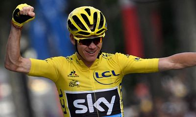 Tour de France | Froome rolls into Paris, wins third title
