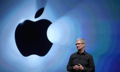 Apple's Tim Cook says European Union tax ruling 'total political crap'
