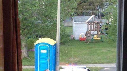 Canada Police shooting