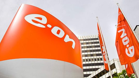 Germany's E.ON slashes debt after $17 billion record loss