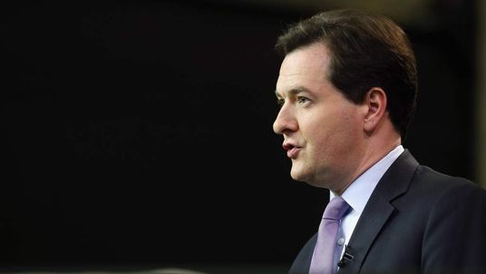 George Osborne in Birmingham