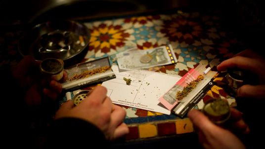 Cannabis joints