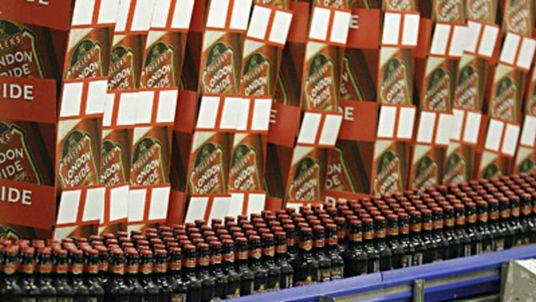 Fullers brewery