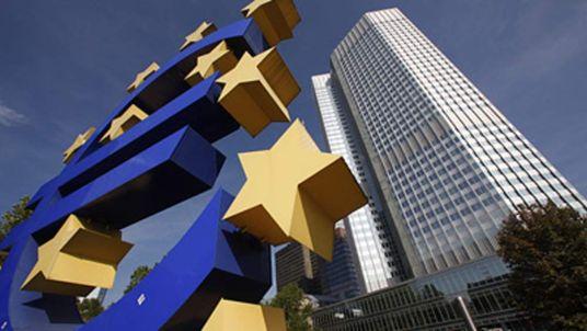 The ECB's headquarters in Frankfurt